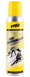 TOKO High Performance Liquid WCup Yellow 0°...-6°C, 125ml