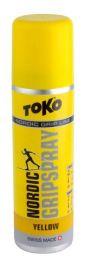 TOKO Nordic GripSpray Yellow 0°...-2°C, 70 ml