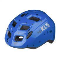 Kellys Junior Bike Helmet Zigzag blue