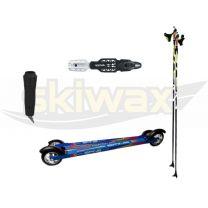 Rollerski set skate Light/Junior